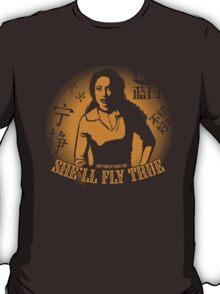 She'll Fly True T-Shirt