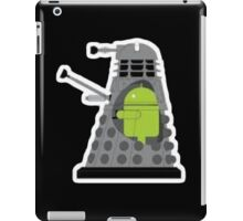 Android Controlling Dalek iPad Case/Skin