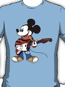 Rock Star Mickey T-Shirt
