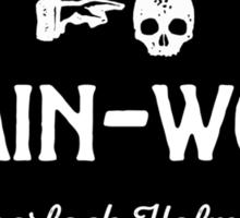 Sherlock Holmes: Brain-Work (Sticker) Sticker