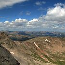 Mt Evans Panorama 3 by Scott Ingram