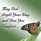 May God Light Your Way by Sheryl Kasper