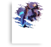 Championship Riven Canvas Print