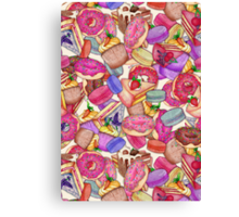 Sugar, Spice & All Things Nice Canvas Print