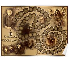 Game of the Goose, Lord of the rings Poster