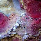 Rock Art I by Kathie Nichols