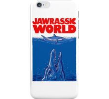 Jawrassic World (variation) iPhone Case/Skin