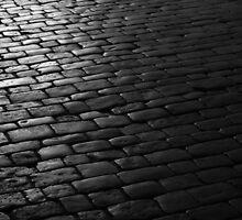Hampton Court Cobbles by houndcloud