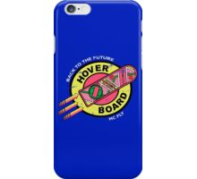 Hover Board Express iPhone Case/Skin