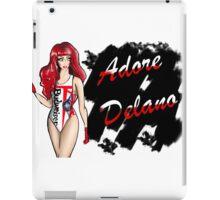 Adore Delano iPad Case/Skin