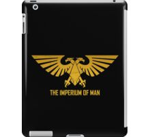 Golden imperium iPad Case/Skin