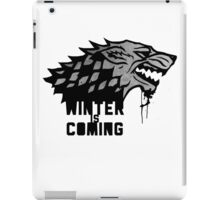 House Stark iPad Case/Skin