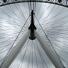 The London eye by Roxy J