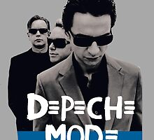 Depeche Mode : Playing the Angel - Promotion Photo by Luc Lambert