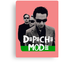 Depeche Mode : Playing the Angel - Let For Dead Canvas Print