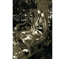 Rest awhile Photographic Print