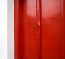 Red Door by Dave Lloyd