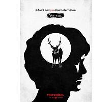Hannibal - Apéritif Photographic Print