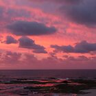Sunset At Rye by puppymike