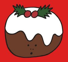 MR FESTIVE PUDDING by kingporteous