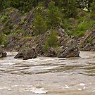 May on the Clark Fork by Bryan D. Spellman