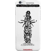 Hannibal - Trou Normand iPhone Case/Skin