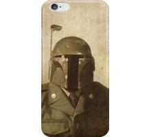 General Fettson  iPhone Case/Skin