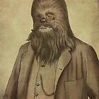 Chancellor Chewman by Terry  Fan