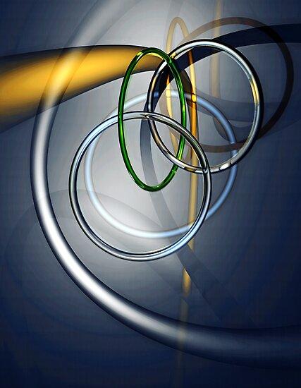 Intersection by Howard K.  Shyne