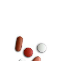 Assorted Medical Pills by mrdoomits
