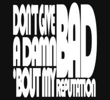 Bad Reputation - Joan Jett by BradleyF