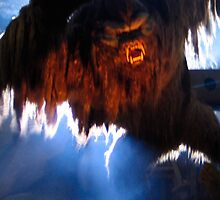 Expedition Everest Yeti by zmayer