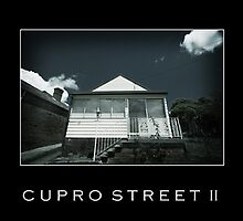 Cupro Street II by Will Barton