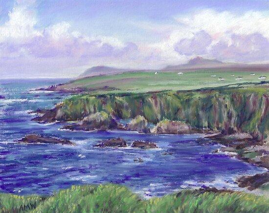 Kerry Coast by Alice McMahon