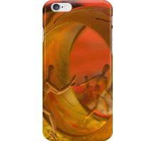 """They've got me jumping through hoops"" iPhone Case/Skin"
