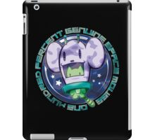 100% Genuine Space-Mouse iPad Case/Skin