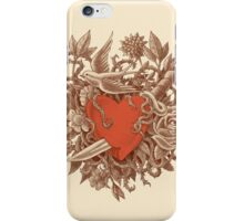 Heart of Thorns  iPhone Case/Skin