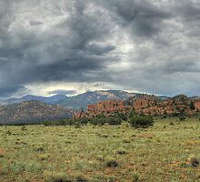 Outcropping Panorama by Scott Ingram