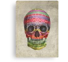 Navajo Skull  Canvas Print