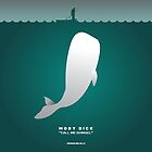 Literary Classics IllustrationSeries: Moby Dick by wata1989