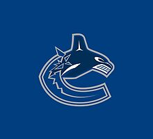 Vancouver Canucks iPhone/SAMSUNG Phone Case by Matthew Younatan