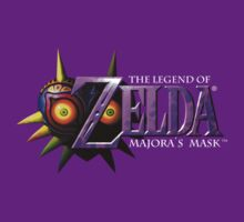 The Legend of Zelda: Majora's Mask by mountainsmithy