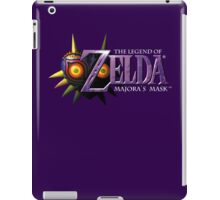 The Legend of Zelda: Majora's Mask iPad Case/Skin