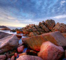 cape naturaliste by alistair mcbride