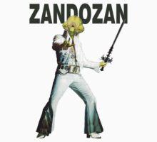 Zandozan Lives Kids Clothes