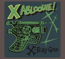 Raygun X by johnkratovil