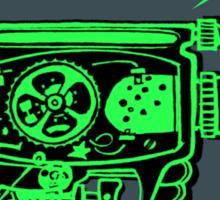 Raygun X Sticker