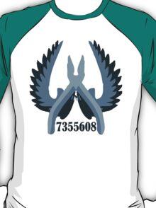 CS:GO CT LOGO w/ Bomb code T-Shirt