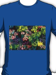 Bunches of Tulips T-Shirt