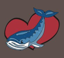 i heart whales by dale rogers